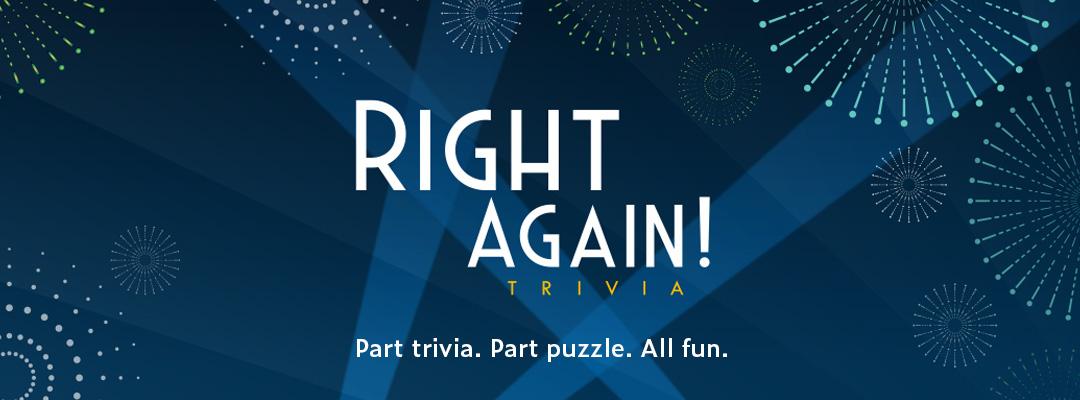 AARP Right Again! Trivia