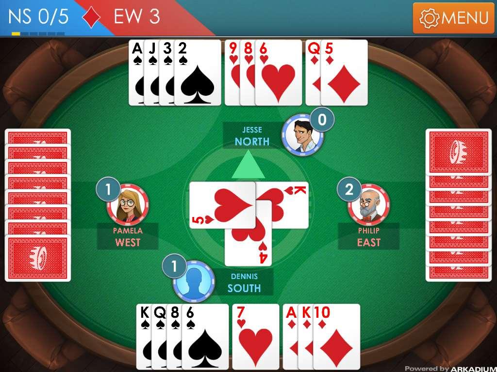 bridge card games for mac
