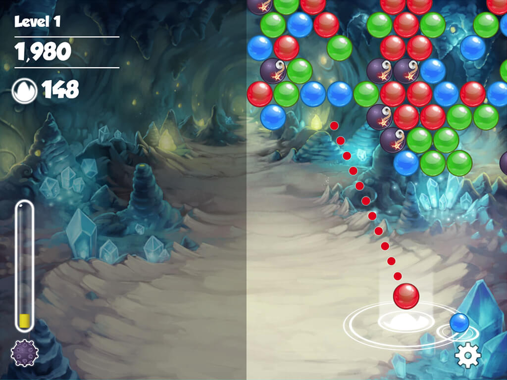 A Bubble Popping Game Called Bubble Dragons  Play Now!