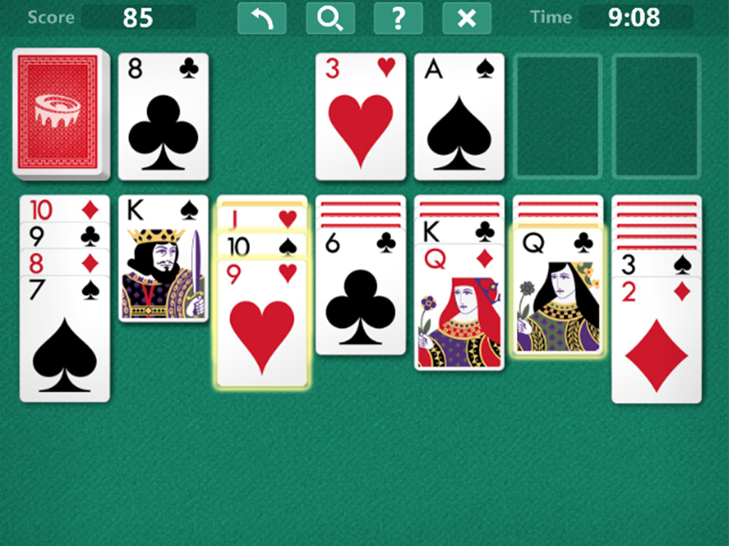 solitaire card games free download for mobile