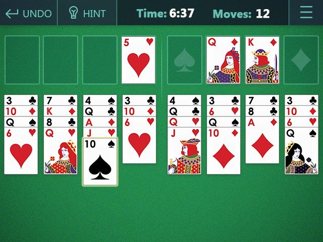 FreeCell Solitaire! Play this Game Now for Free