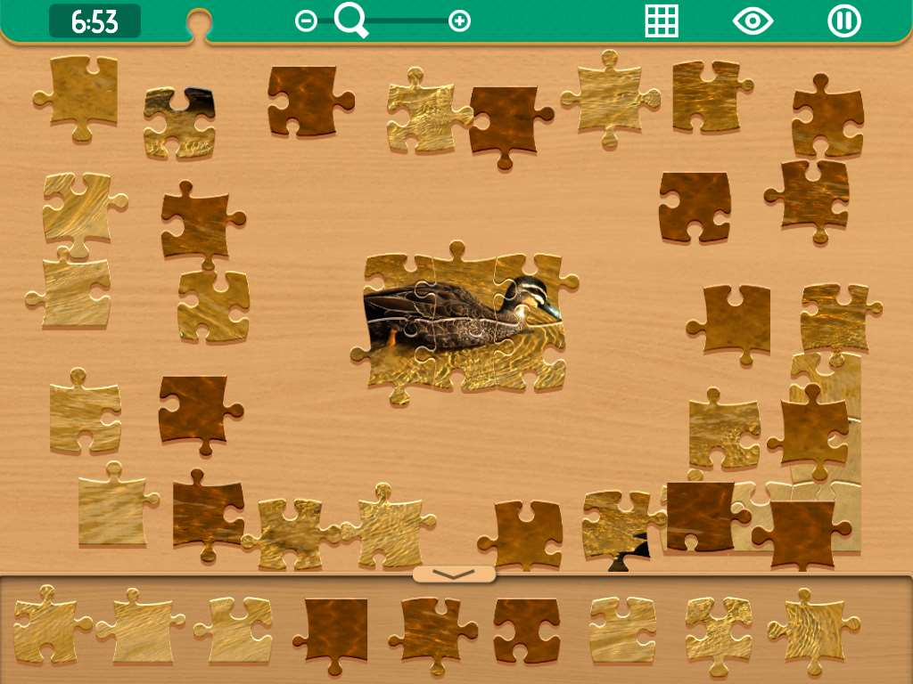 Jigsaw Puzzles You Can Play  No Missing Puzzle Pieces!