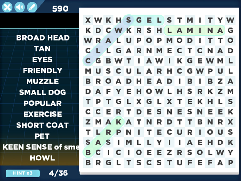 Enjoy Playing a Game of Daily Word Search from AARP